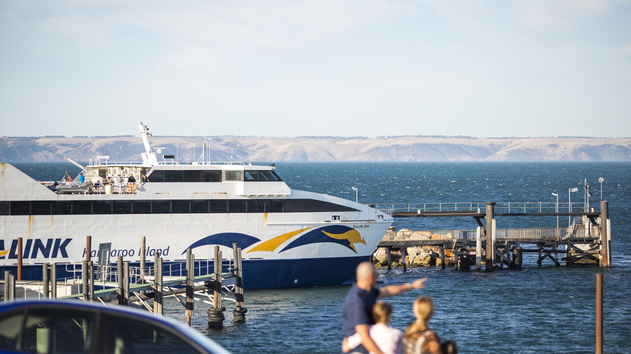 Kangaroo Island Vehicle & Passenger Ferry