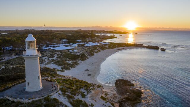 9:00am - Rottnest Island - Same day return ferry departing from Fremantle