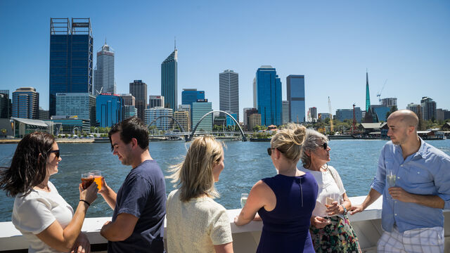 Fremantle Lunch Cruise - Ex Perth