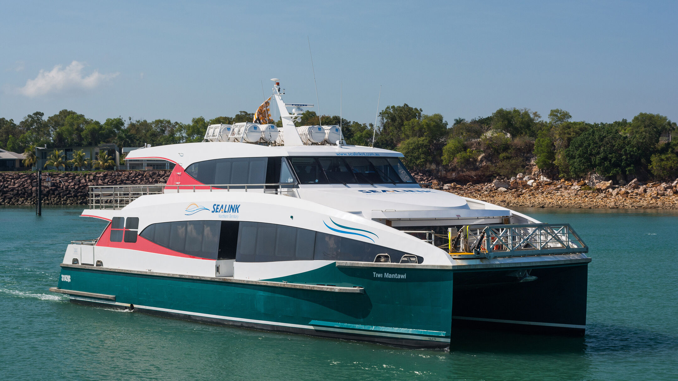 Tiwi Islands Ferry - Return Passenger Fare