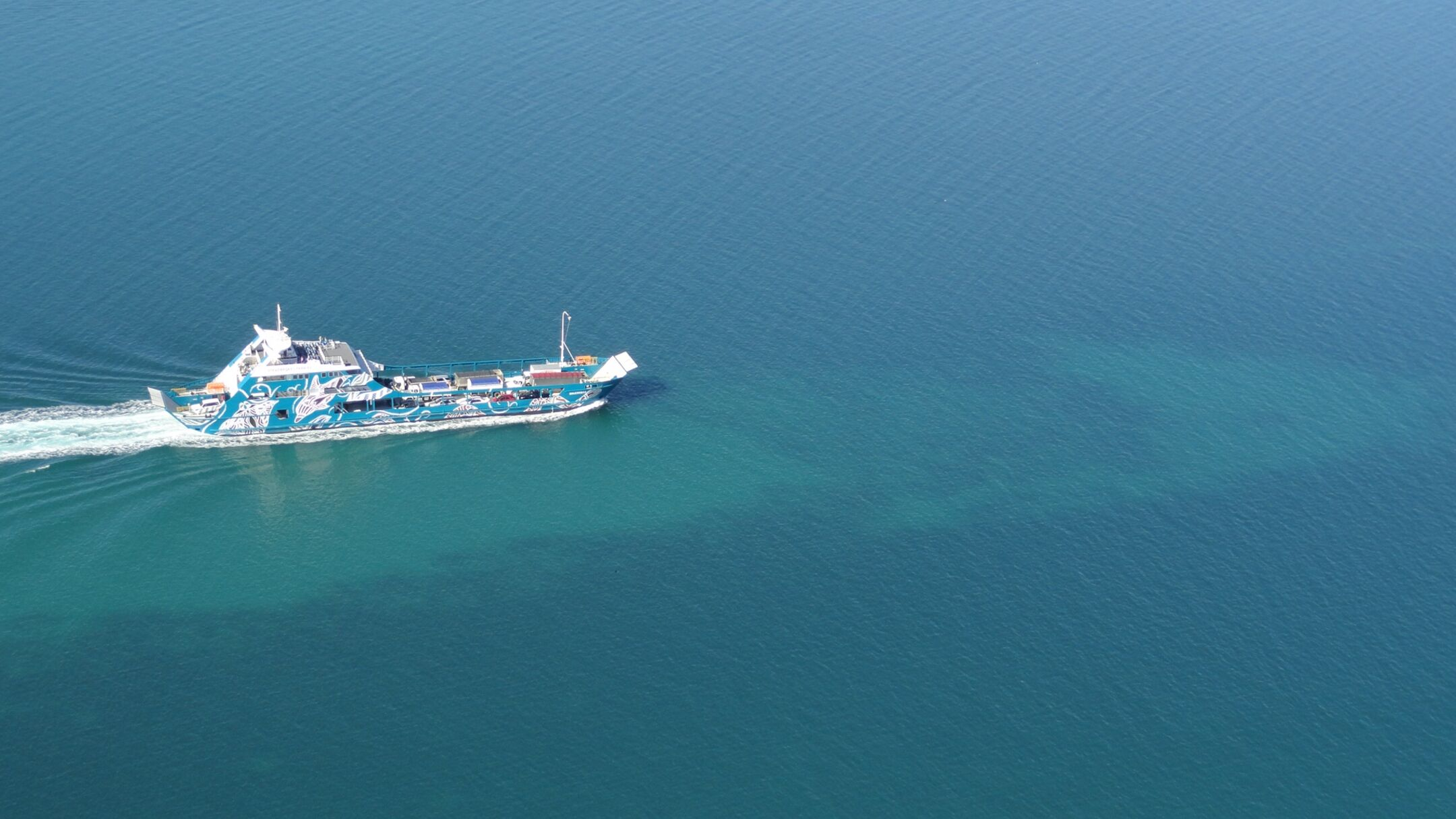Stradbroke Island Ferry - Return Vehicle Fare (Including Passengers)