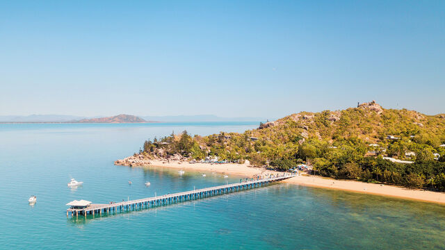 Magnetic Island Ferry - Return Passenger Fare