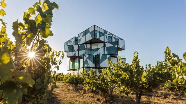 McLaren Vale & The Cube Experience