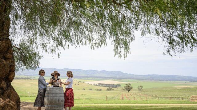 Adelaide and Barossa Getaway