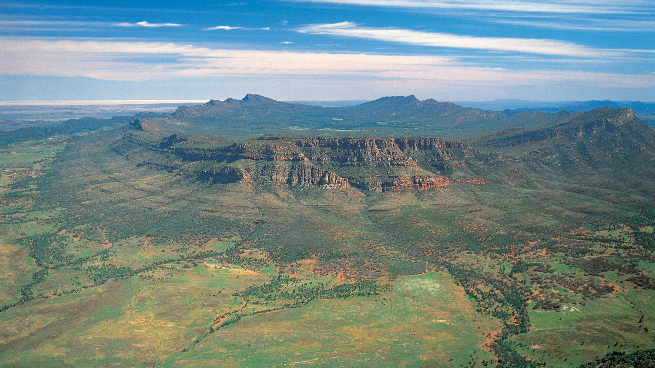 Flinders Ranges & Wine Experience
