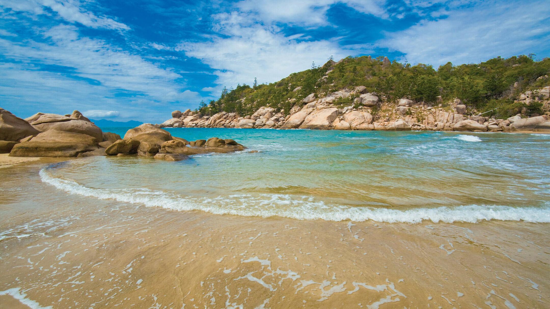 Queensland Islands Rail Adventures (departs Brisbane)