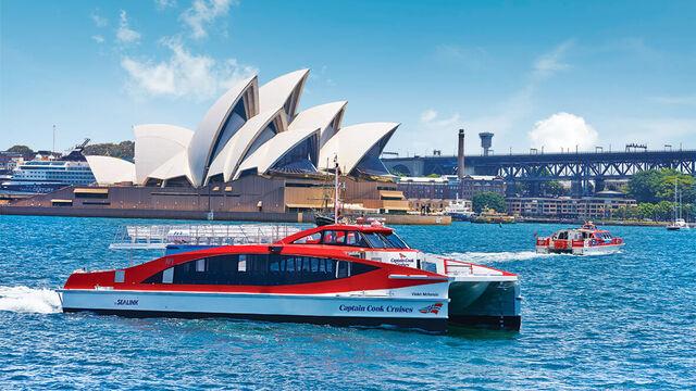 Sydney Rail Escape (departing Perth)