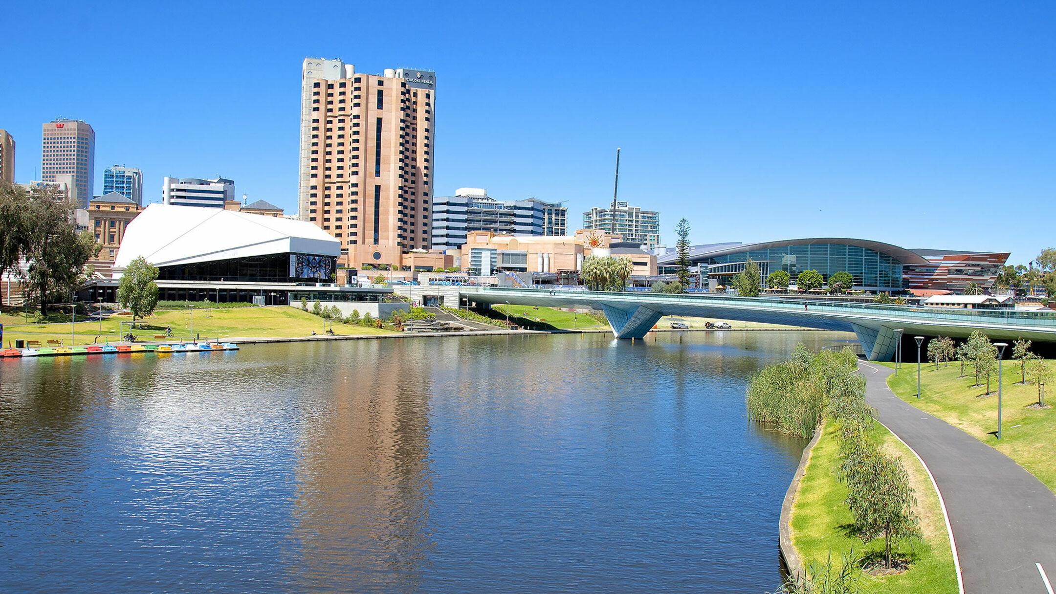 Adelaide Rail Escape (departing Melbourne)