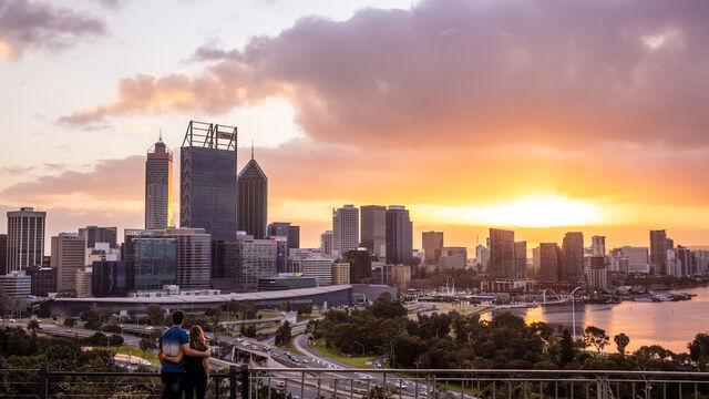 Perth Rail Escape (departing Adelaide)