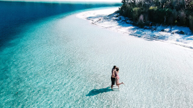Fraser Island Romantic Hideaway