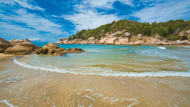 Townsville and Magnetic Island Delight